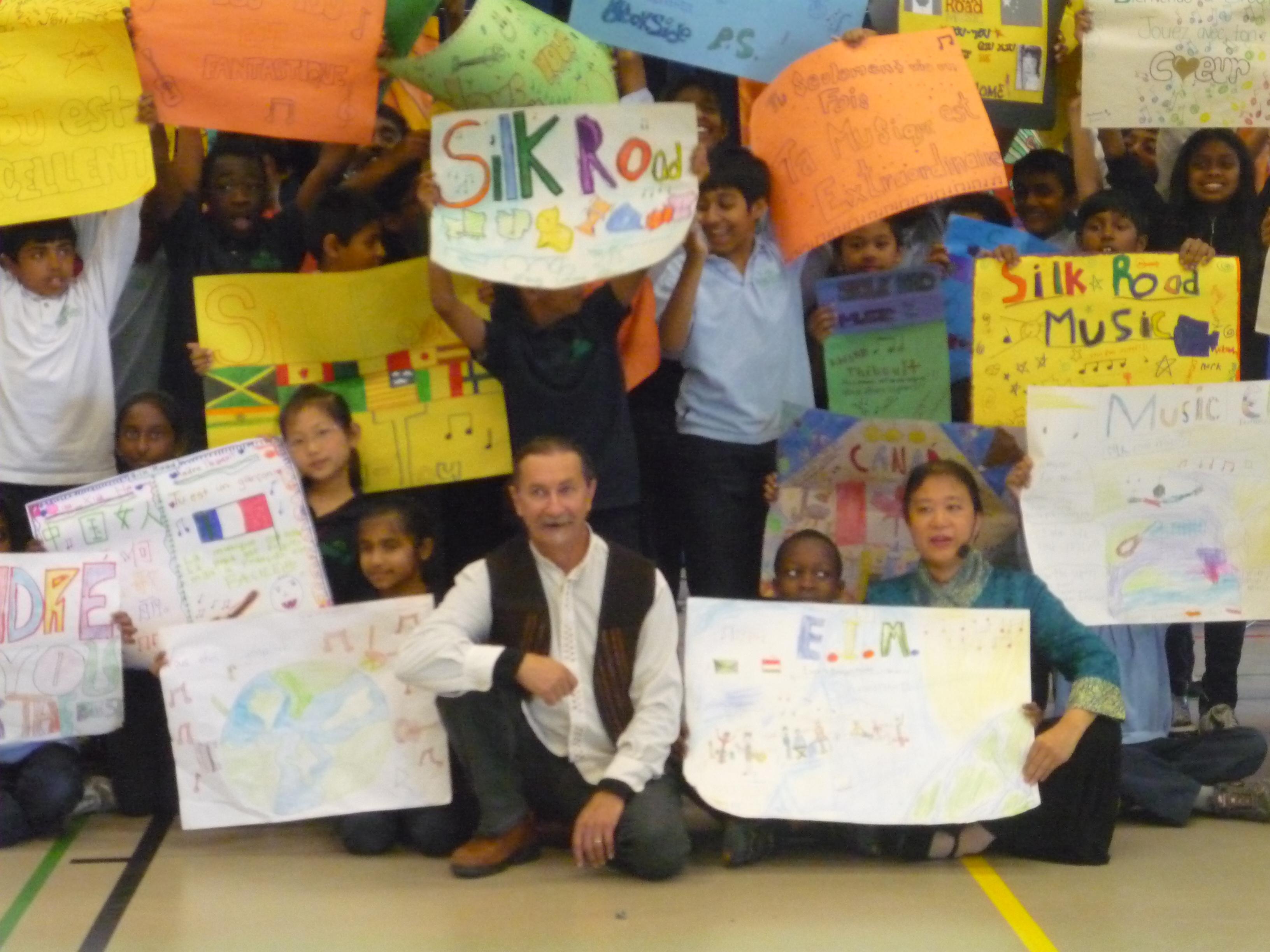 Silk Road in Schools