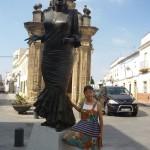 Bulerias Queen La Paquera